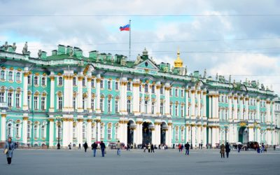 Dialysecruise St. Petersburg